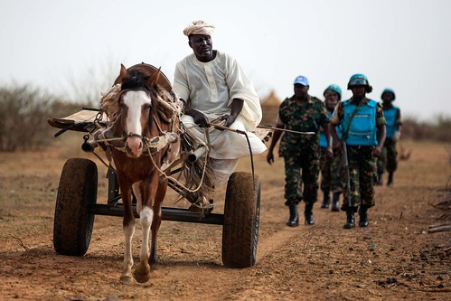 UNAMID's Protection of Civilians | by UNAMID Photo