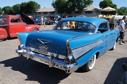1957 Chevrolet Bel Air | by DVS1mn