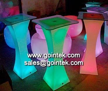 Illuminato a led altezza del tavolo da pranzo regolabile for Altezza tavolo pranzo