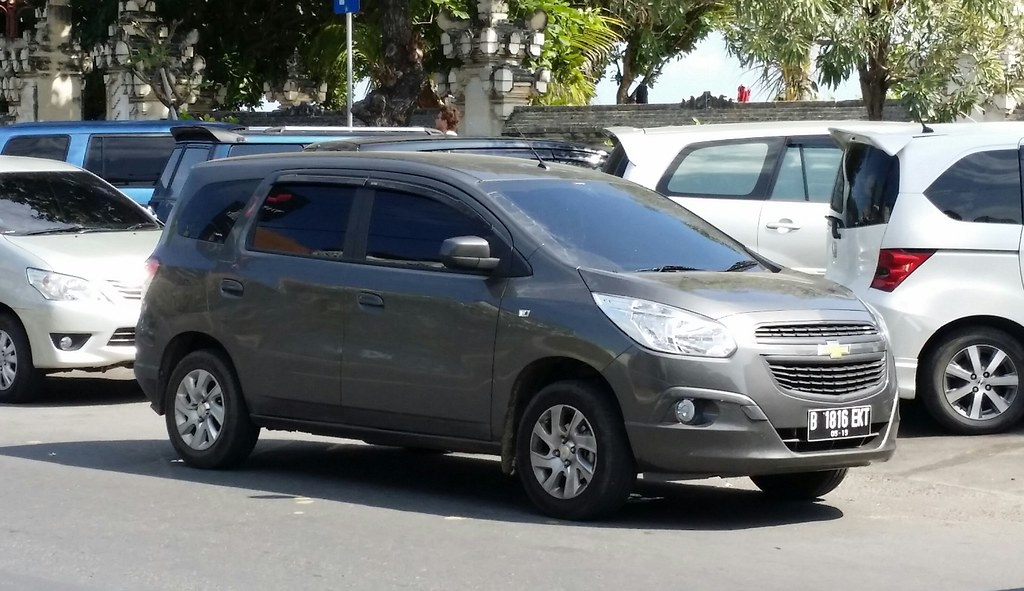 Chevrolet Spin Ltz As Well As Being Produced In Indonesia Flickr