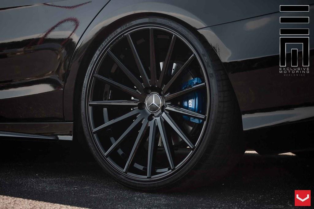 Mercedes Benz S Class 22 Quot Vfs2 Www Vfs2 Com Vossen