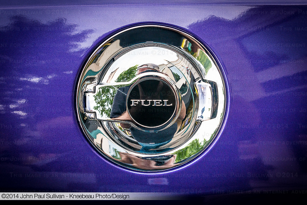 2010 Dodge Challenger Srt Chrome Racing Gas Cap Auto Show Flickr