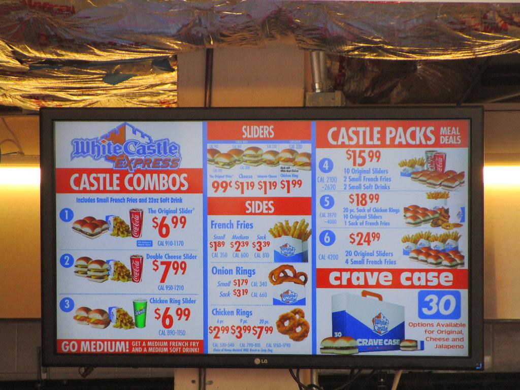 White Castle Coney Island