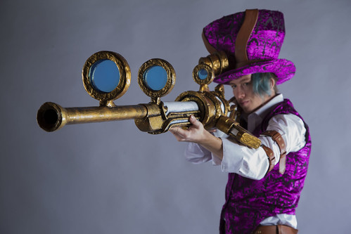 Male Caitlyn from League of Legends,Foto Victoria Lunde (3)