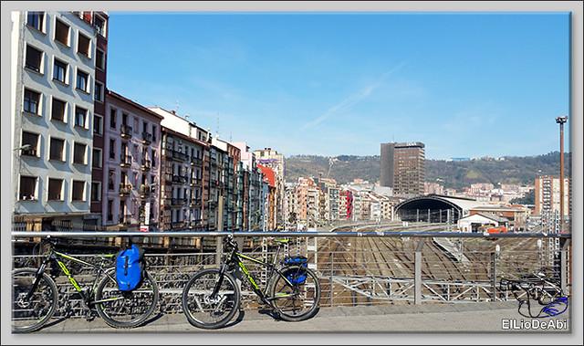 Camino de Santiago por Bilbao con Urban Bike 6