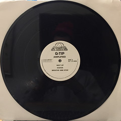 Q-TIP:AMPLIFIED(RECORD SIDE-A)