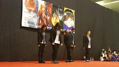 XI Salón del Cómic y Manga de Castilla y León. Cover Dance