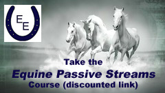 Take the Equine Passive Streams Course