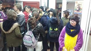 XI Salón del Cómic y Manga de Castilla y León. Ciclo Cine y Cómic.