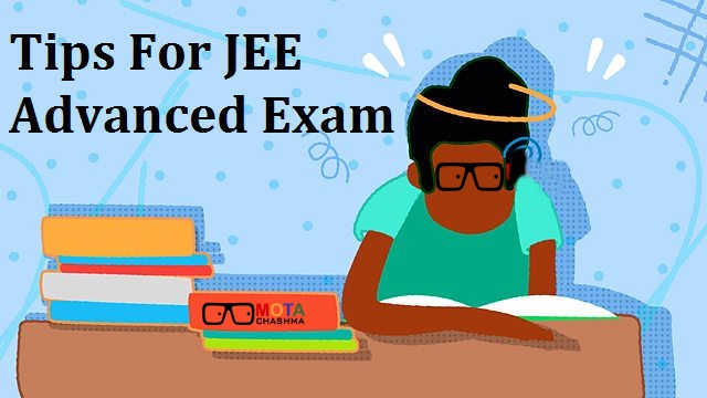 JEE Advance Preparation