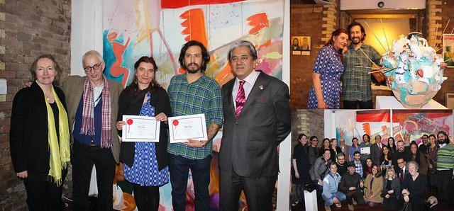 Premiacion concurso camadaras