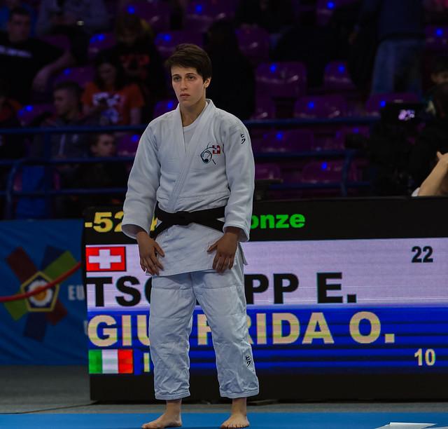 Eur. Championships 2017 | Evelyne Tschopp