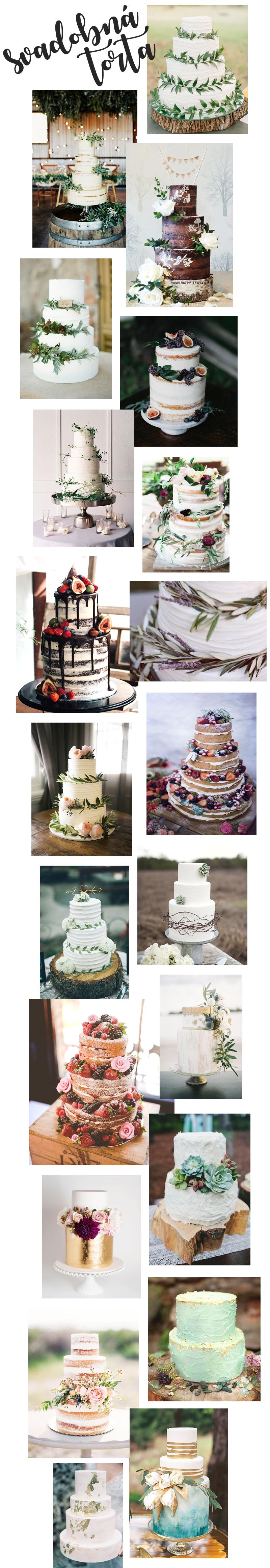 1 WEDDING svadobná torta