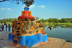 India - Karnataka - Srirangapatna - Ceremony At River - 2