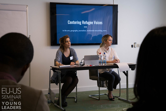 Breakout Session: Centering Refugee Voices