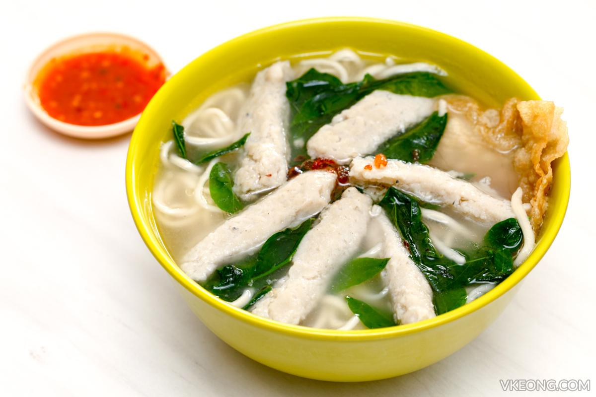 Chef K Pan Mee Puchong