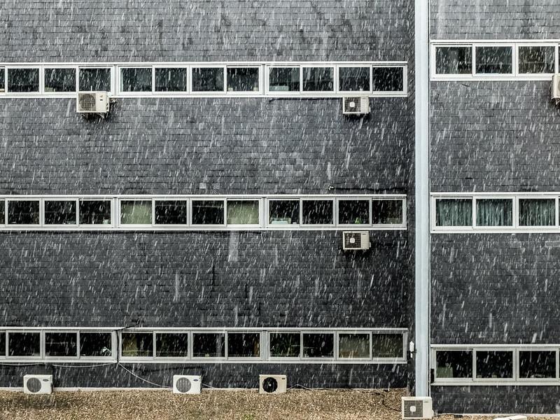 La primera nevada llegó en marzo
