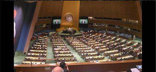 """Délégation ONU """"Nuclear Ban"""" 2017"""