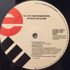DEL THE FUNKYHOMOSAPIEN:NO NEED FOR ALARM(LABEL SIDE-C)