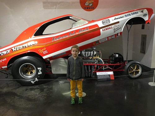 Funny Car: Arlos Favorite