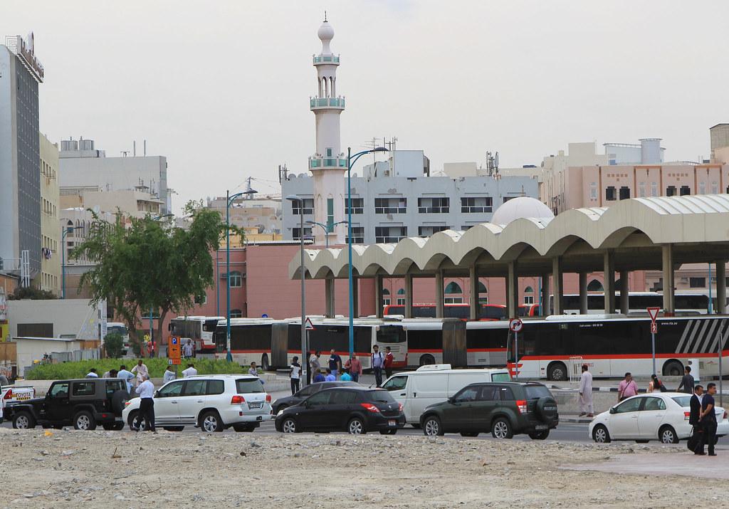 Al Ghubaiba Bus Station Al Ghubaiba Bus Station Dubai Un Flickr