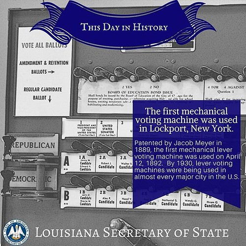 Louisiana Secretary of State | Flickr
