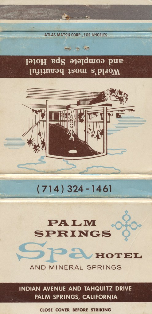 Palm Springs Spa Hotel - Palm Springs, California