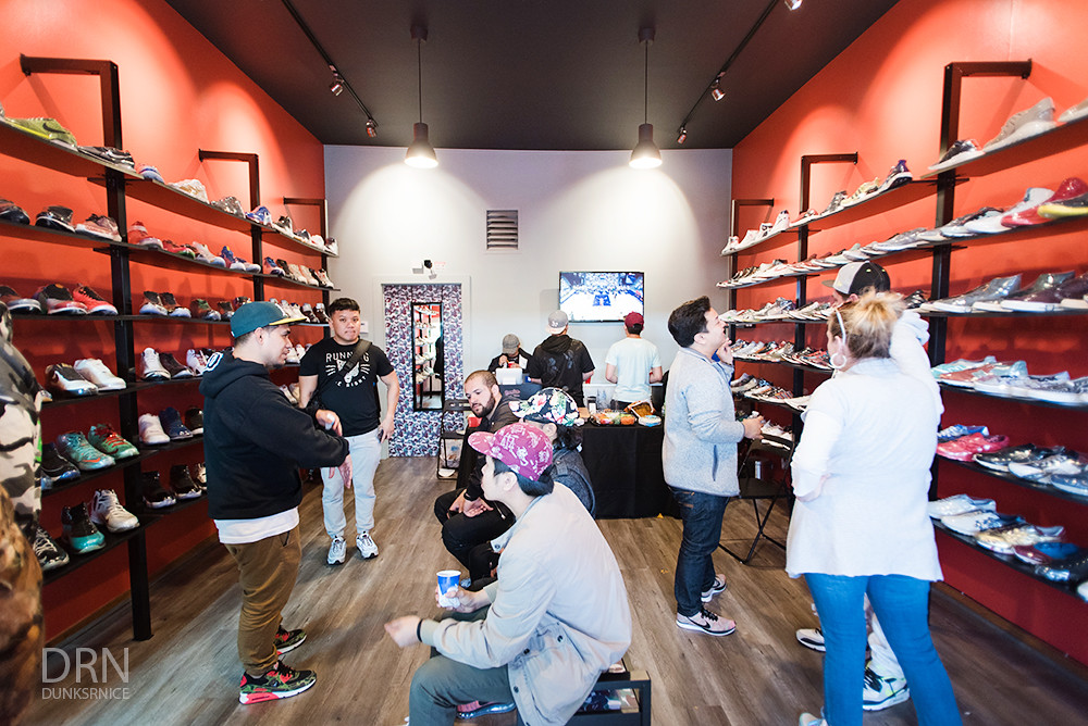 Premium Sneakers, Berkeley CA.