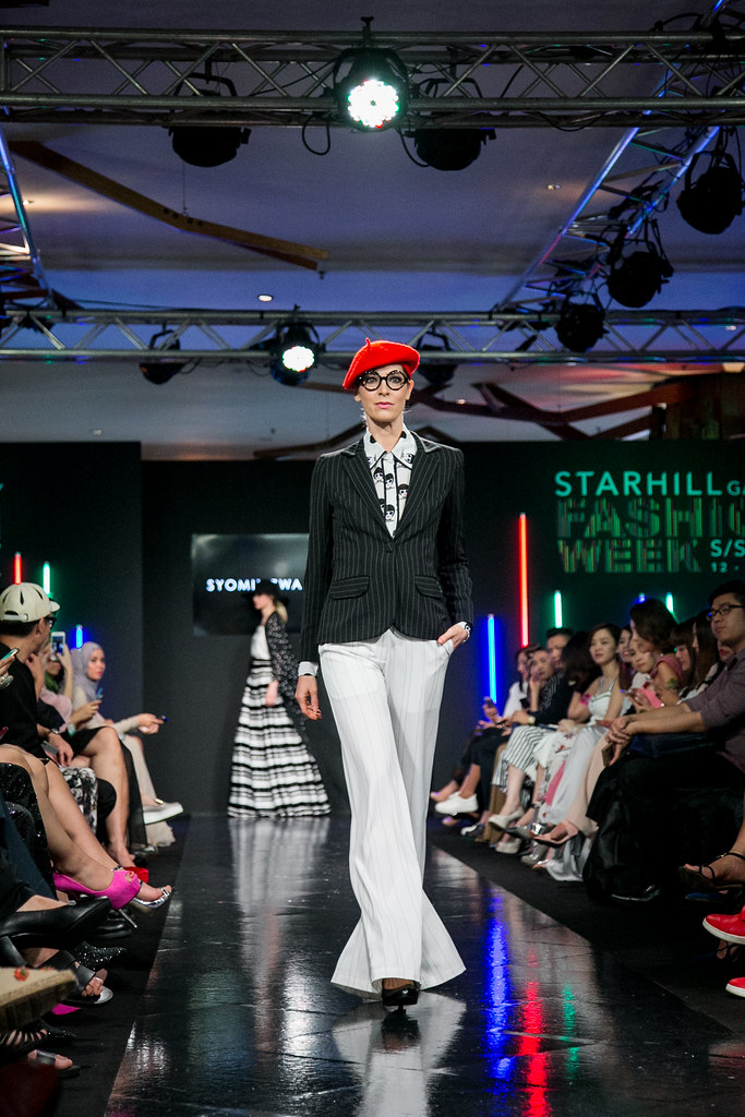 starhill gallery fashion week