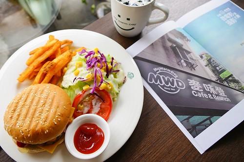 佐一抹晨光の約會 彰化員林早餐、早午餐的新選擇  麥味登-「員林成功店」