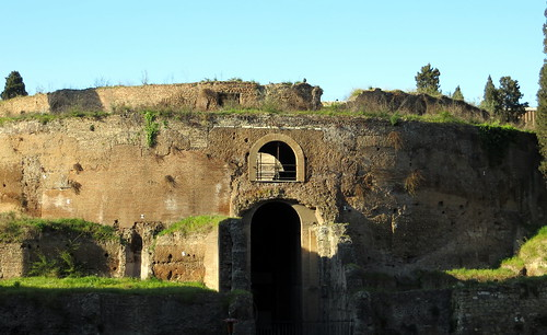 Mausoleum of Augustus | by littlemisspurps