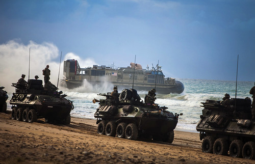 Beach Party | by United States Marine Corps Official Page