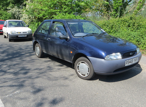 1998 ford fiesta 1 3 encore micra k11 only really took. Black Bedroom Furniture Sets. Home Design Ideas