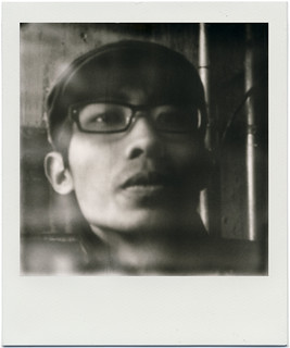 Pinhole Portrait 1 | by Gregory Geiger