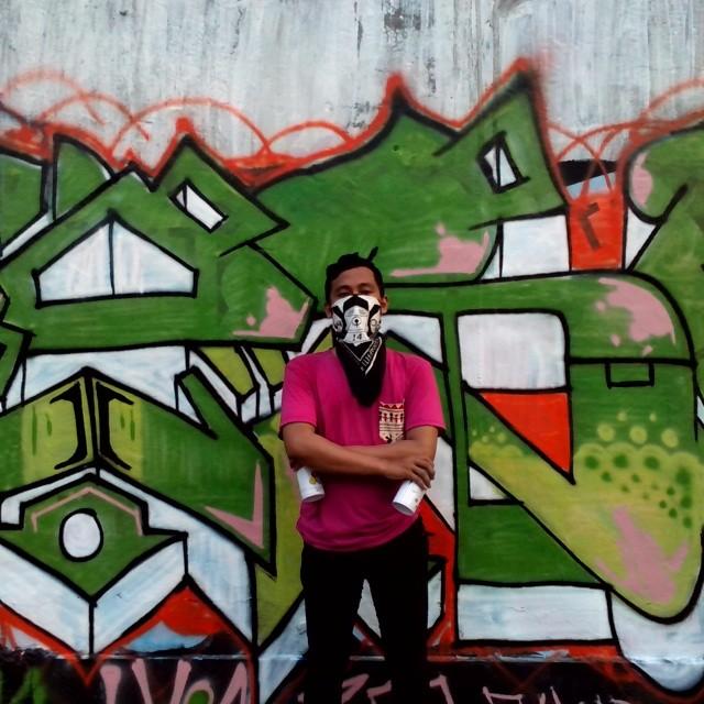 Rosi Scc Graffiti Indonesia Jakarta Surabaya Sidoar Flickr