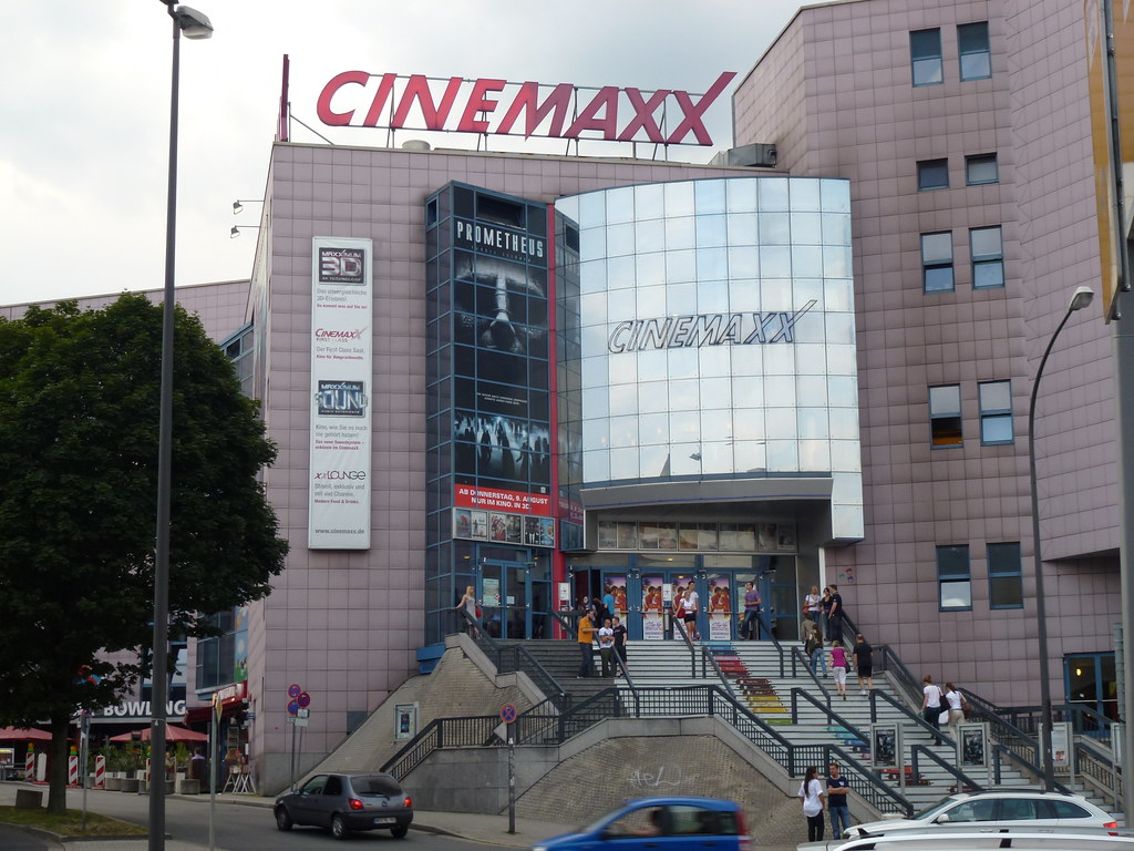Cinemaxx In Essen