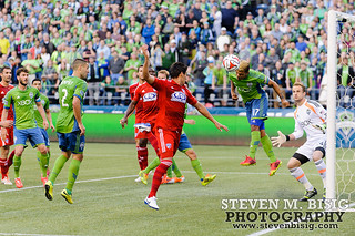 MLS: FC Dallas at Seattle Sounders | by Steven M. Bisig
