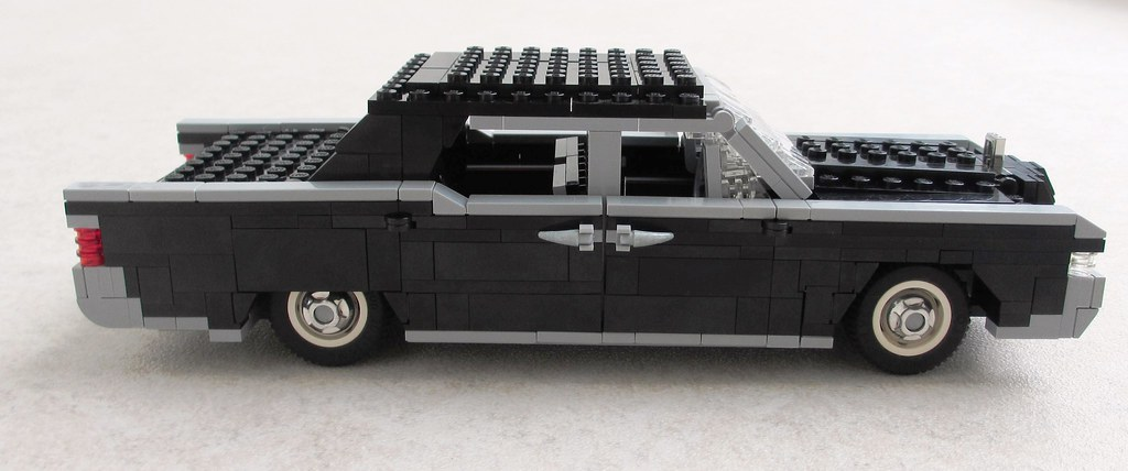The Matrix Lincoln Continental 4 Lincoln Introduced A