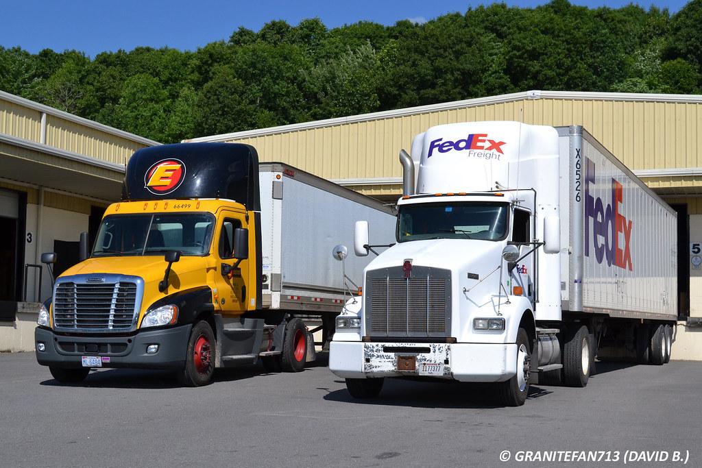 Estes Motor Freight