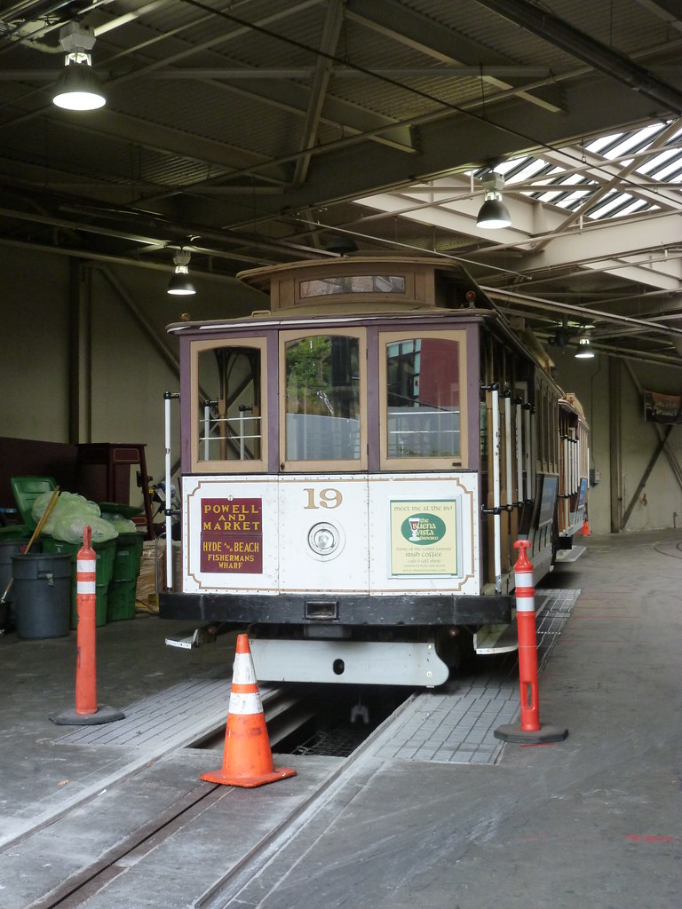 San Francisco Cable Car System Flickr