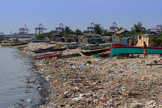 Garbage Coast, Baseco, Manila Bay | by AdamCohn