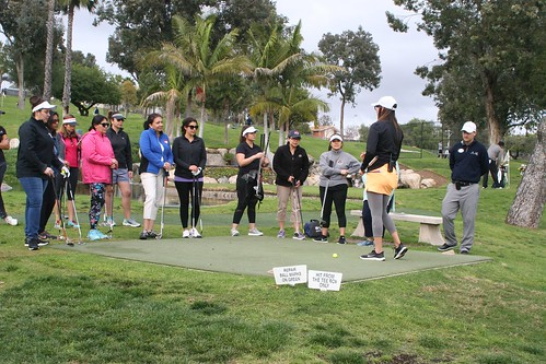 LGA San Diego Golf Clinic
