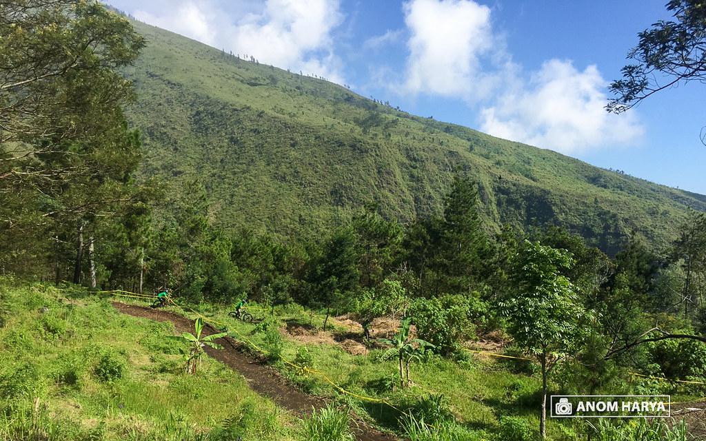 Pamitra around Mt Arjuno