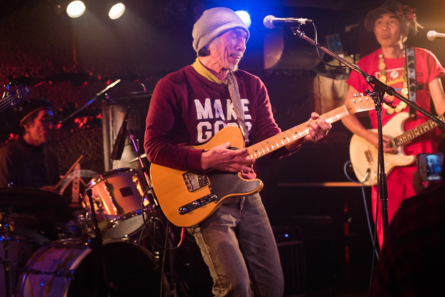 Yoshimitsu Kasuga's 60th birthday live at Manda-La 2, Tokyo, 03 Apr 2017 -00151