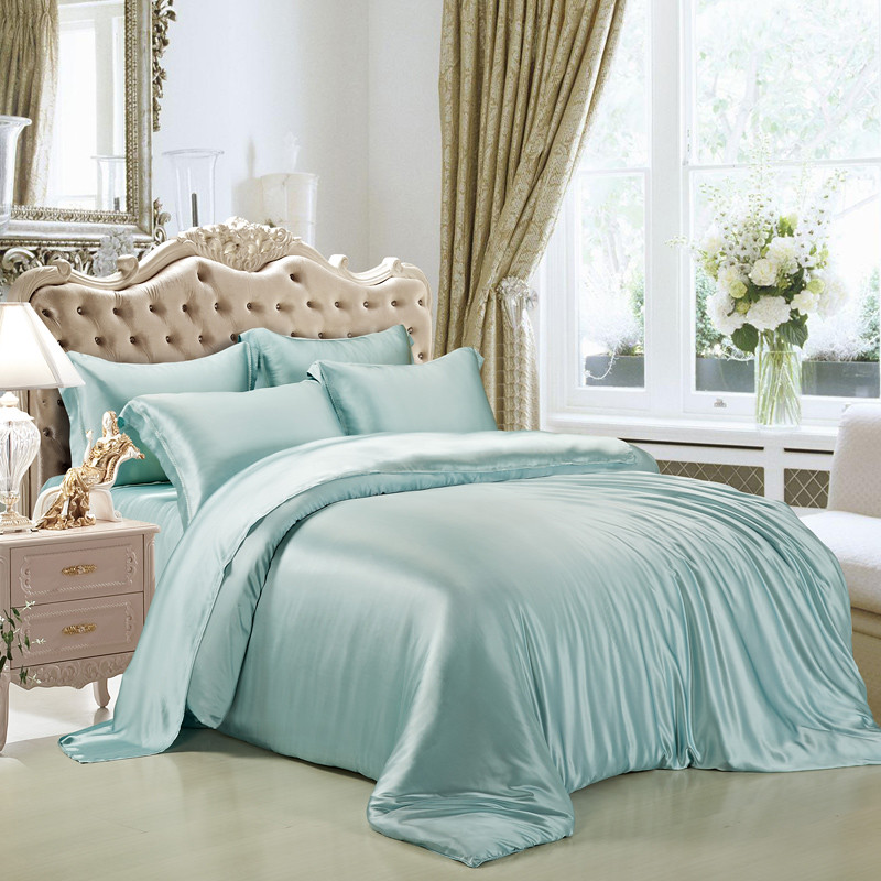 silk bedding sets silk duvet covers | Silk is used for ...