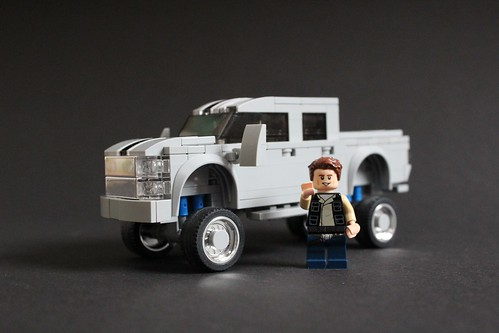 Custom Pickup Truck | by sponki25