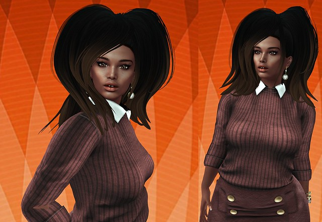 Vanity Hair @ Shiny Shabby