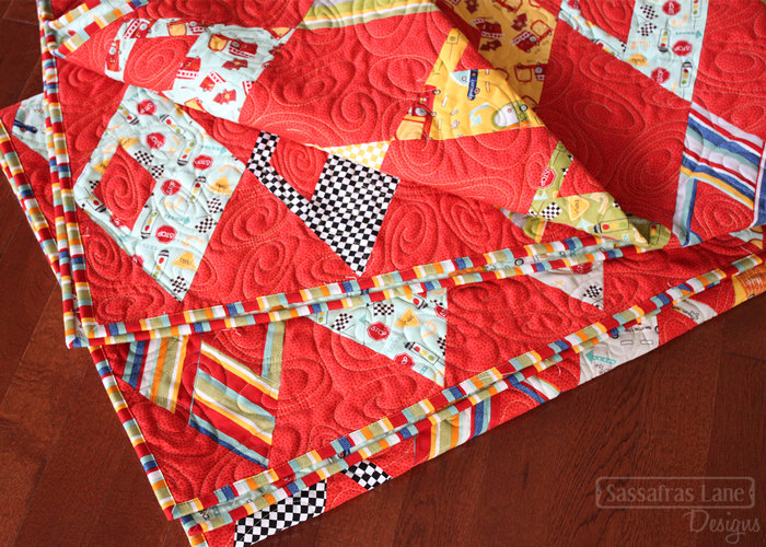 Diamond Detour Quilt