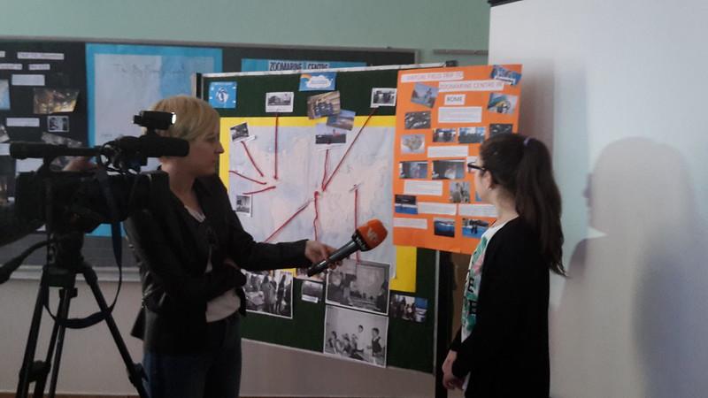 Gosti- izvorni govornici engleskog jezika u posjeti IV VTV (7)
