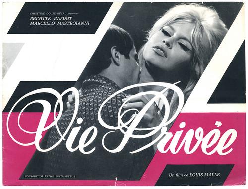 Vie Privée - Poster 5